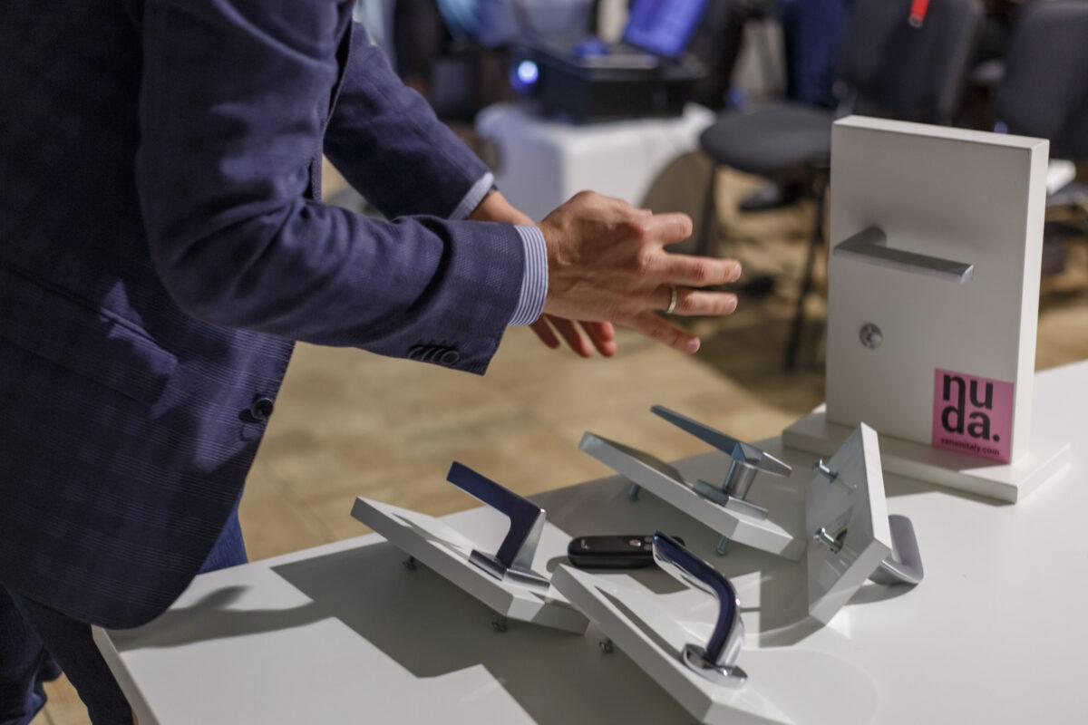 Презентація дизайнерського конкурсу Maniglia Nuova 2021